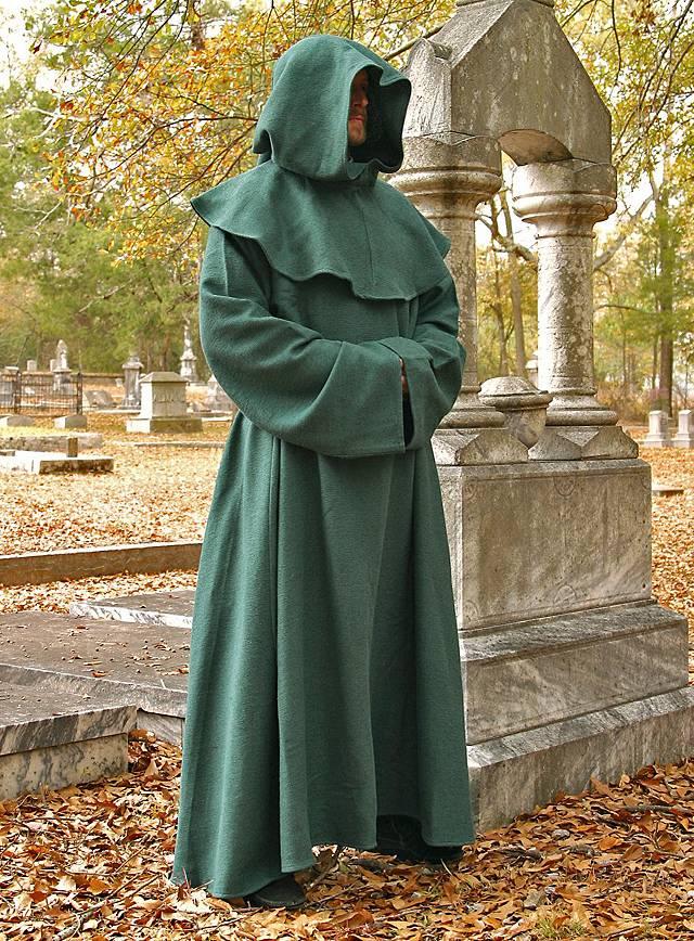 Druid Robes Costume