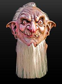 Hexenmeister Maske aus Latex