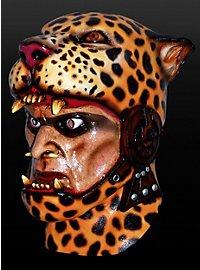 Aztec Shaman Mask