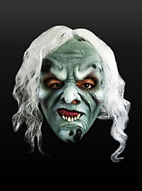 Hexe des Nordens Maske aus Latex