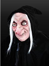 Hexenmaske Ragana aus Latex
