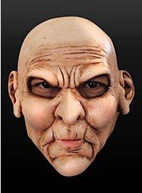 Old Chain Smoker Latex Full Mask