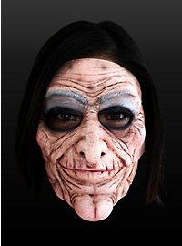 Silent Film Diva Latex Half Mask