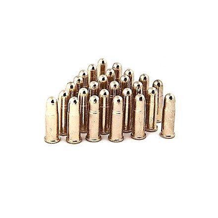 25 Patronen für 45er Colt Dekomunition