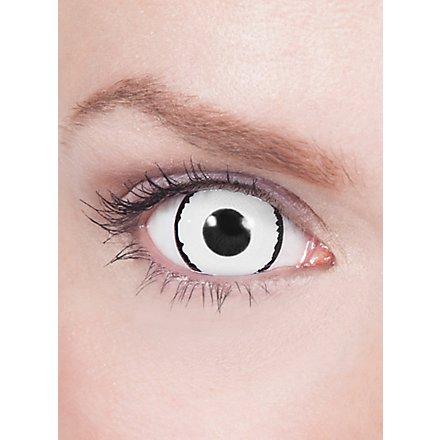 d4859b225d9 Black   White Mini Sclera Contact Lenses - andracor.com