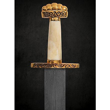 Damascus Viking Sword - Ballinderry