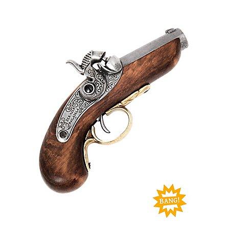 Deringer Taschenpistole Dekowaffe