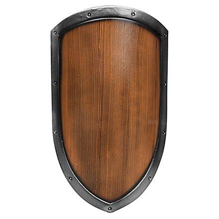 Einsteiger Schild - Holz (60x36cm)