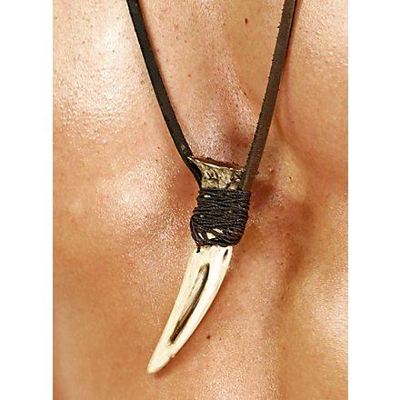 Frank Miller's 300 Spartaner Halskette Wolfszahn