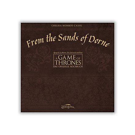 From the Sands of Dorne – Eine Ergänzung zu A Game of Thrones – Das offizielle Kochbuch