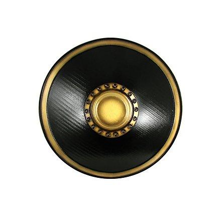 Gladiatorenschild gold Polsterwaffe