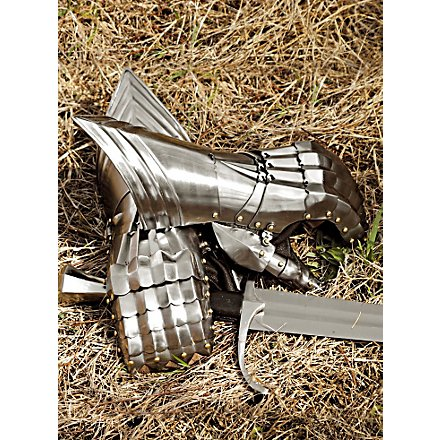 Gothic Plate Gauntlets