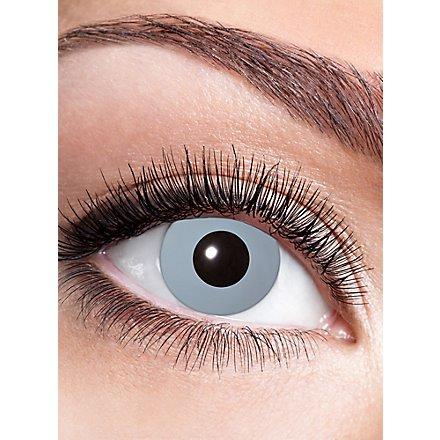 Hexer grau Kontaktlinse mit Dioptrien