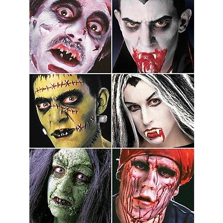 Horror Make-up Set Make-up
