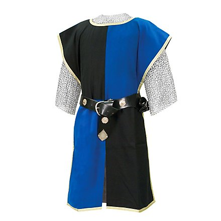 Knight's Tabards black-blue