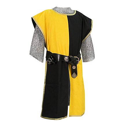 Knight's Tabards black-yellow