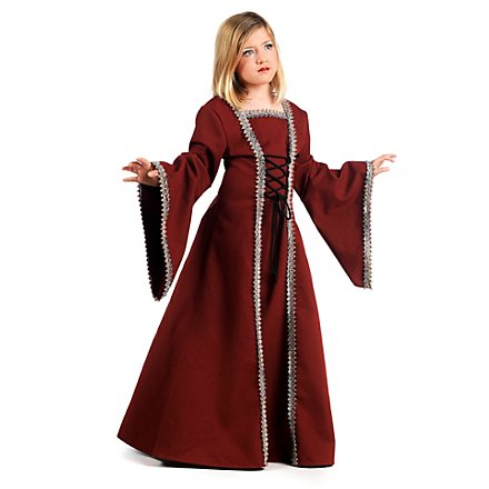 Mittelalter Kleid für Kinder