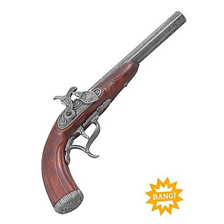 Perkussionspistole (braun)