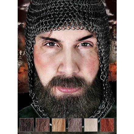 Raubritter Professionelle Bartkombination aus Echthaar