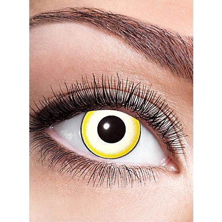 Replikant Kontaktlinse mit Dioptrien