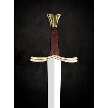 Schwert mit Fischschwanzknauf