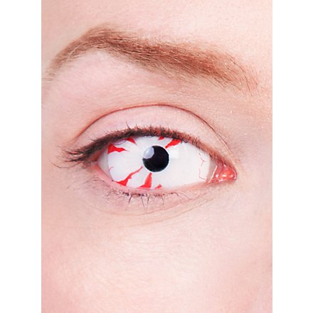 Sclera Bloodstains Contact Lenses