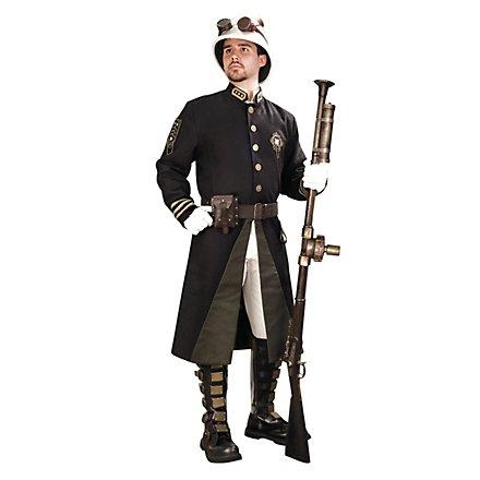 Steampunk Offiziersmantel