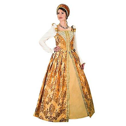Dress - Tudor amber - andracor com
