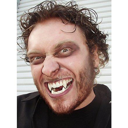 Werwolf Zähne (4 Stück)