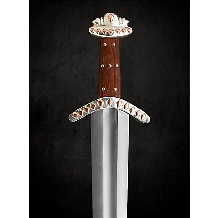 Wikinger-Schwert Leutlrit