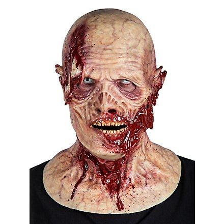 Zombiemaske aus Silikon - Walker