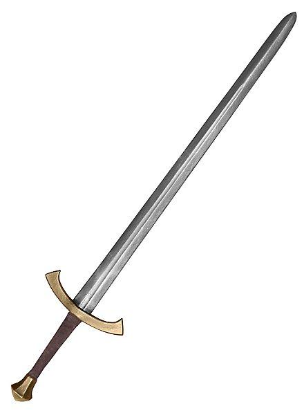 Bastardschwert - William (gold) Larp Waffe