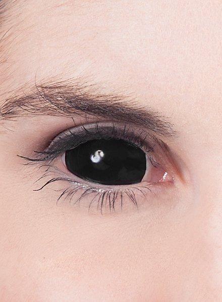 Black Sclera Contact Lenses