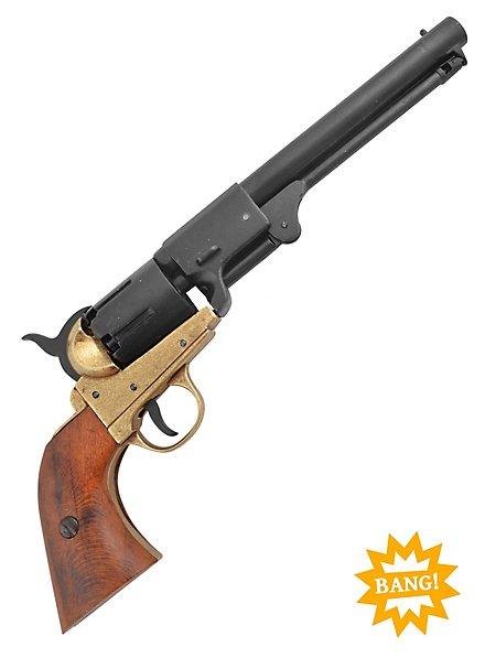"Colt - Revolver ""US Army"" messing Dekowaffe"