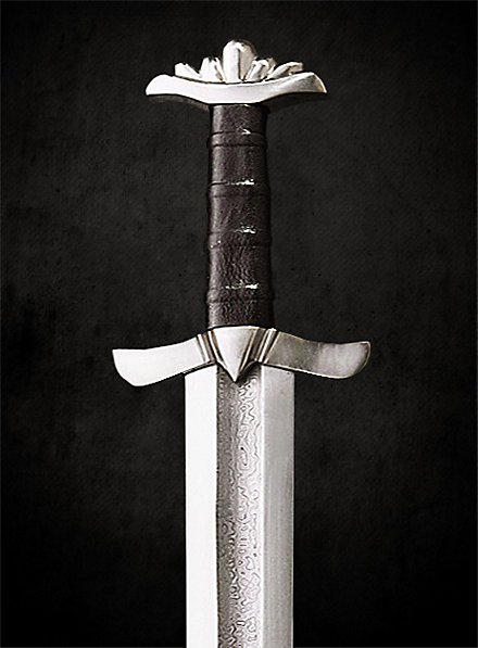 Damascus Steel Viking Sword