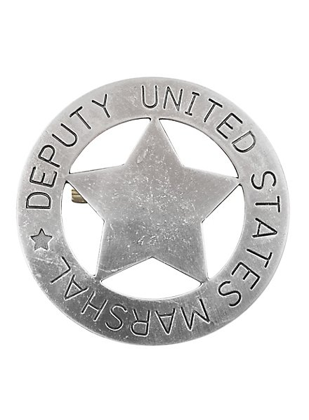 Deputy Sheriff Abzeichen