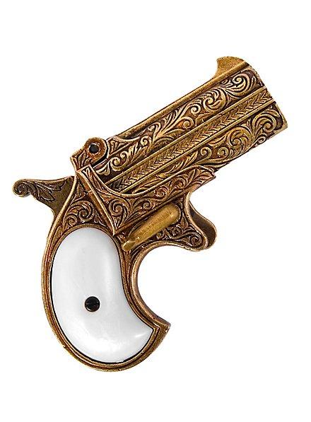 Derringer Taschenpistole Dekowaffe