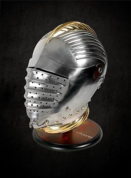 """Die Tudors Turnierhelm """"König Heinrich VIII."""""""