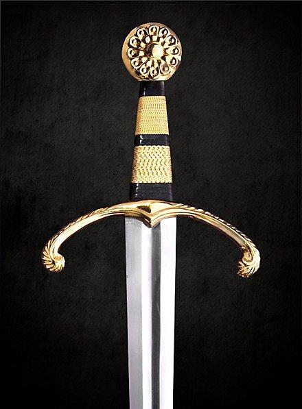 """Die Tudors Zeremonienschwert """"König Heinrich VIII."""""""