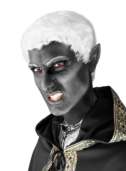 Drow Assassine Perücke