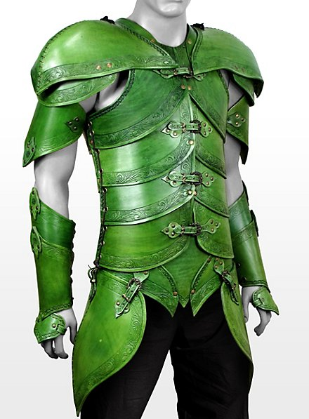 Image result for green plate armor
