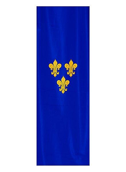 Frankreich Fleur de Lis Banner