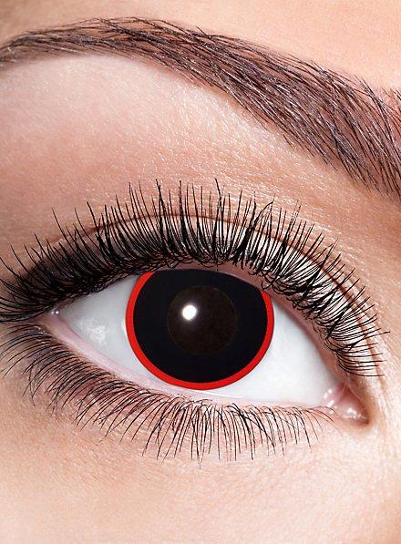 Hellraiser Kontaktlinse mit Dioptrien