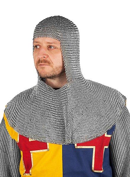 Kettenhaube Ritter