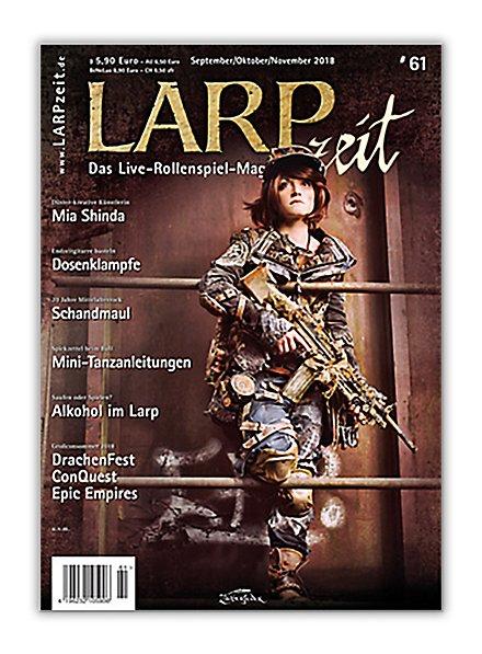 LARPzeit #61 (Sep.2018 bis Nov.2018)