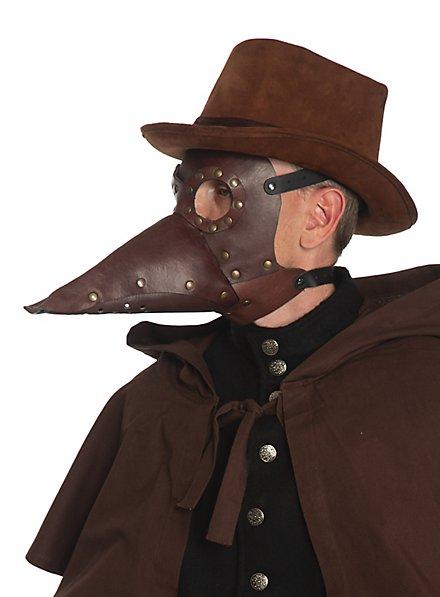 Ledermaske - Pestdoktor