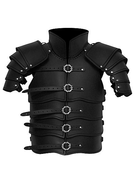 Lederrüstung mit Schultern - Späher