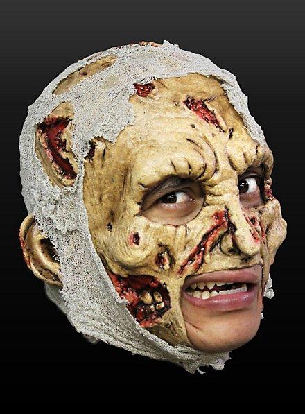 Lumpenzombie Kinnlose Maske aus Latex