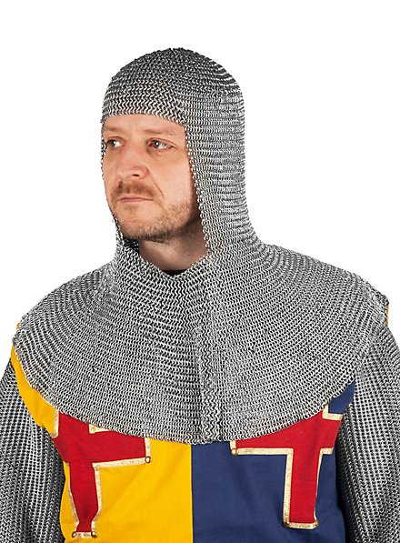 Mail Coif Knight