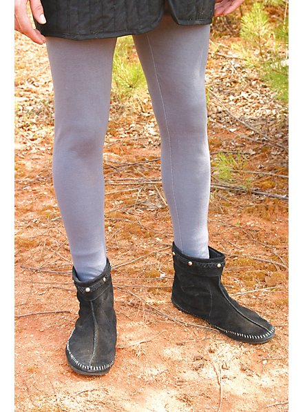 Mittelalterliche Pantalons Grau